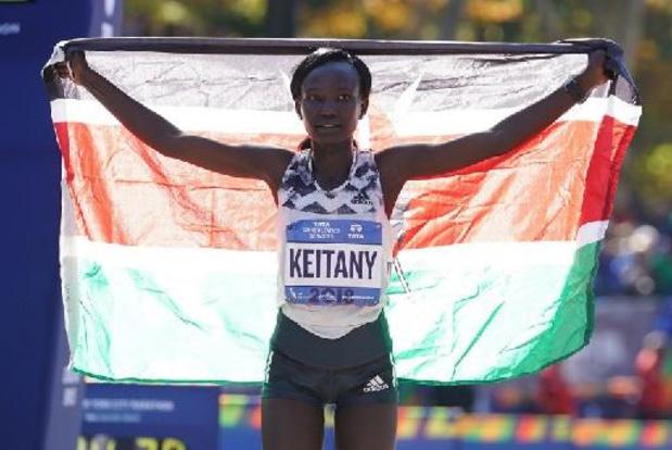 Marathonvedette Mary Keitany zet punt achter carrière