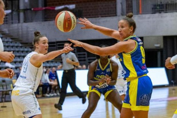 EuroCoupe FIBA (d) - Les Castors s'inclinent d'entrée face à Saint-Amand-les-Eaux