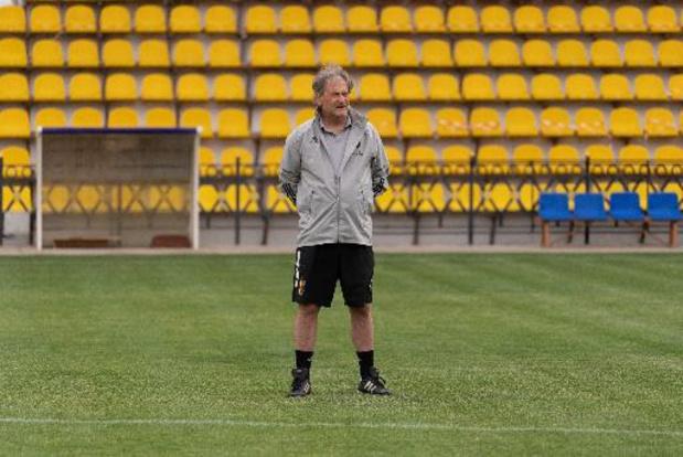 Kwal. EK U21 2023 - Jacky Mathijssen na zege tegen Turkije: We hebben een paar keer voetbalgeluk gehad