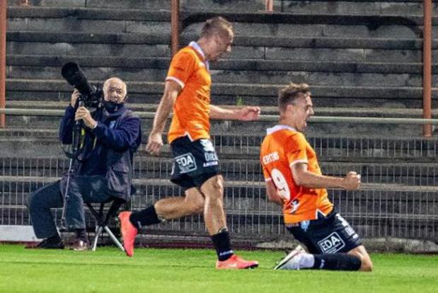 1B Pro League - Deinze pakt eerste punten tegen RWDM
