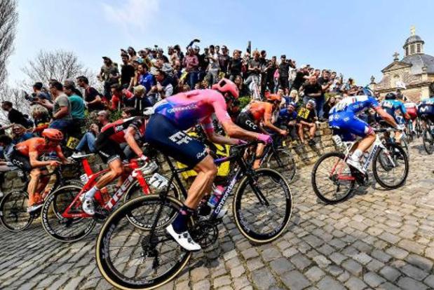 Startuur van Ronde van Vlaanderen en Gent-Wevelgem aangepast aan Ronde van Italië