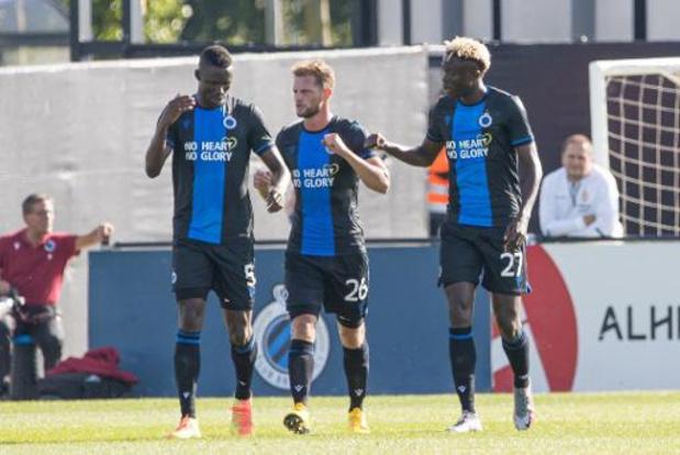Jupiler Pro League - Club Brugge neemt makkelijk de maat van KV Mechelen