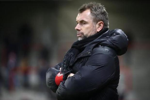 Bernd Hollerbach de retour comme entraîneur principal de Mouscron