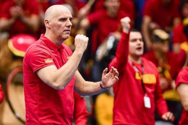 """Fed Cup - Johan Van Herck: """"Geen eenvoudige selectie voor Boedapest"""""""