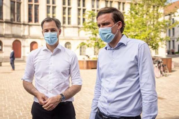 Gent gaat mondmaskerplicht in binnenstad uitfaseren