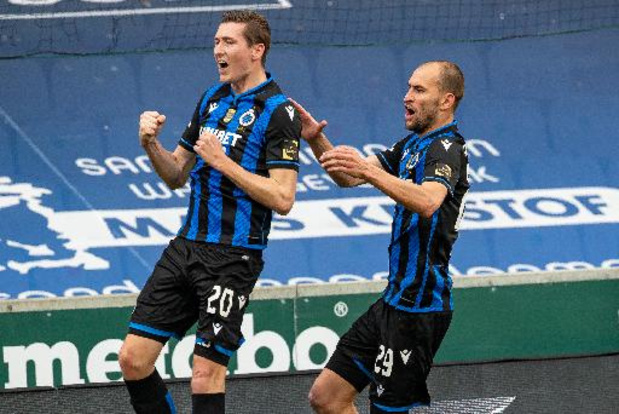 Club Brugge zonder diepe spits in titelmatch, Vanaken in de basis