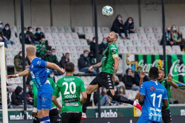 Jupiler Pro League - Le Cercle écrase La Gantoise et prend la 4e place