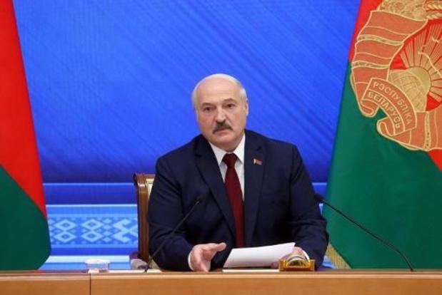 Washington legt nieuwe rist sancties op aan Wit-Rusland