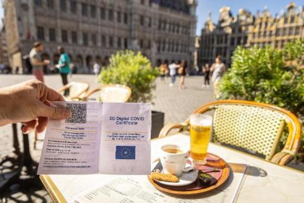 Wallonië voert uitgebreide coronapas in vanaf midden oktober