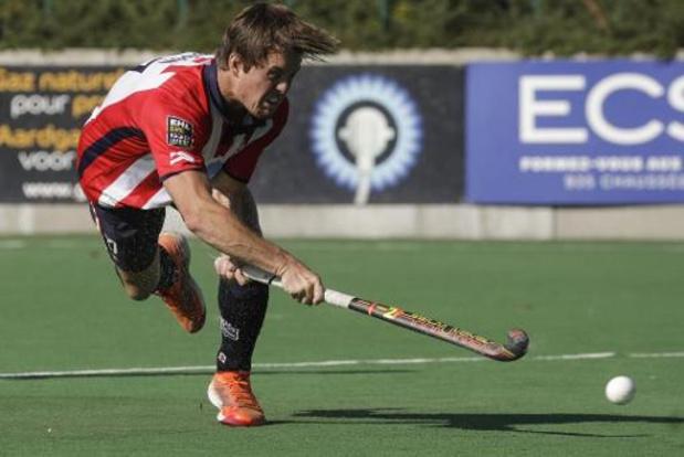 Belgian Men Hockey League - Le Waterloo Ducks seule équipe à poursuivre son sans-faute