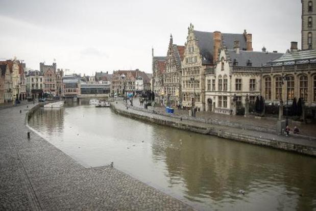 Gent ziet aantal inwoners voor het eerst in 20 jaar dalen
