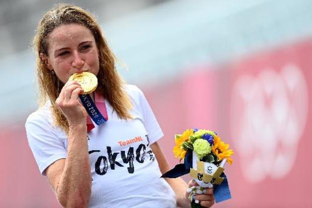 Clasica San Sebastian - Van Vleuten wint amper drie dagen na olympische titel