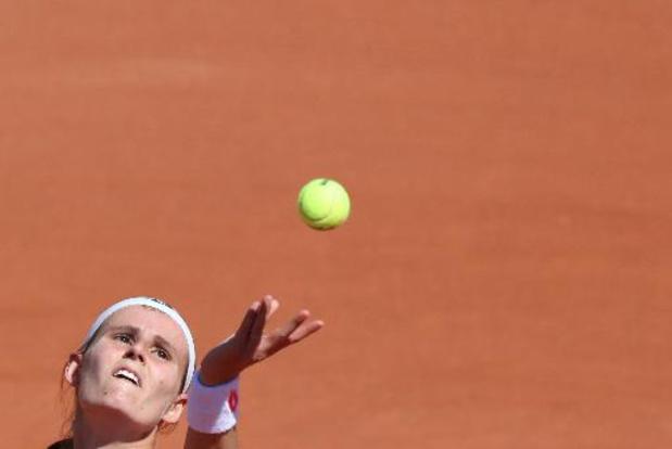 Greet Minnen laat stuntzege liggen tegen Kvitova