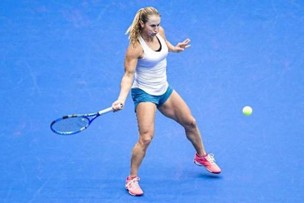 US Open - Yulia Putintseva bereikt kwartfinales