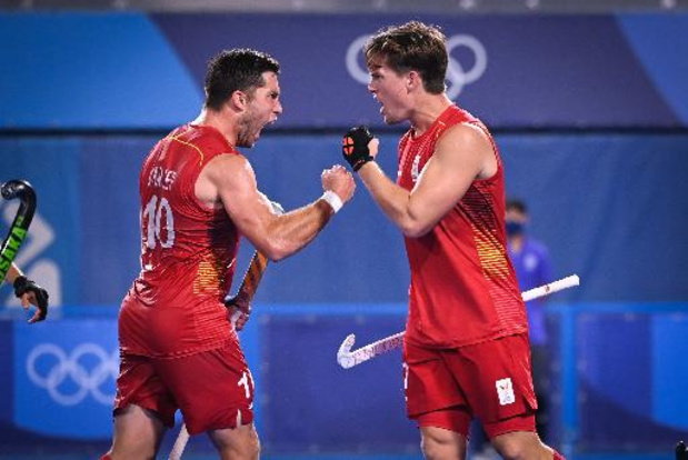 Menés, les Red Lions renversent l'Espagne et se hissent dans le dernier carré