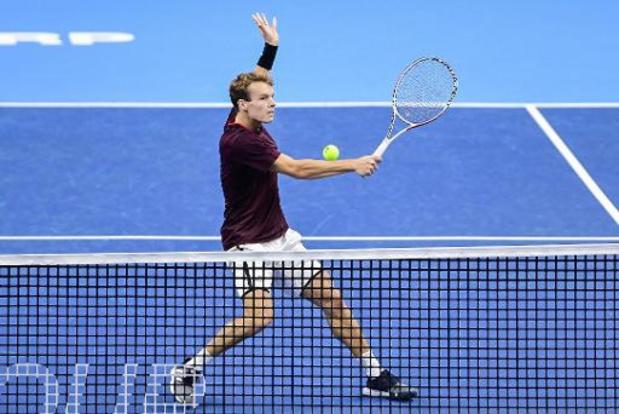 Challenger de Cherbourg - Michael Geerts, 392e mondial, élimine l'Américain Denis Kudla (ATP 116) et passe en quarts