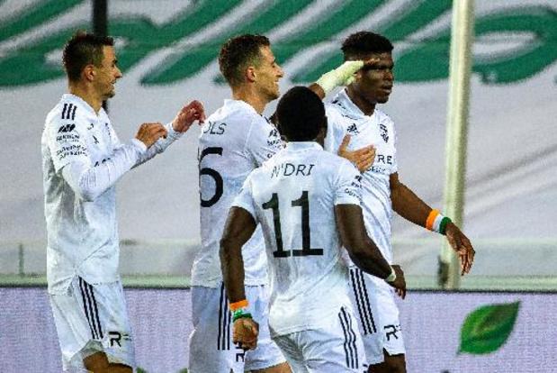 Jupiler Pro League - Vainqueur 1-2 au Cercle, Eupen se retrouve à la première place