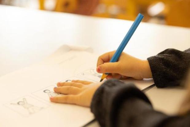 Besmettingen op school dalen met 10 procent