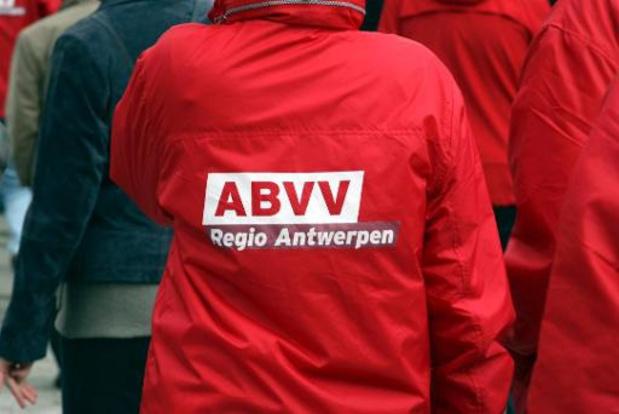 Vakbonden voeren op 12 februari actie in bedrijven