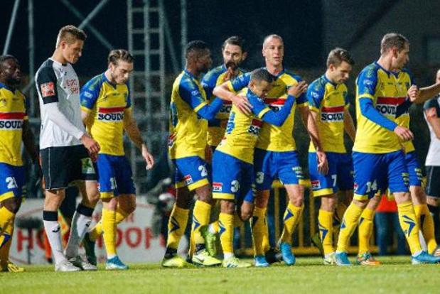 Proximus League - Westerlo start tweede periode met 3-5 zege in Roeselare