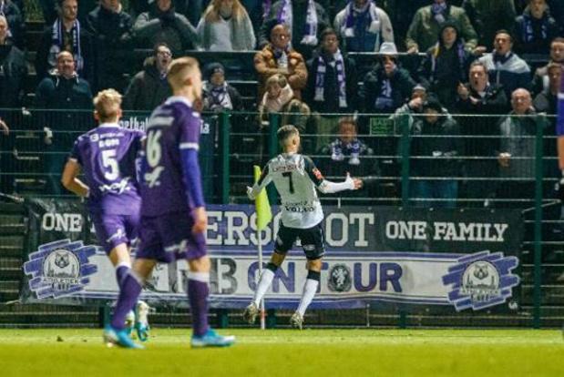Proximus League - Roeselare en Beerschot delen de punten
