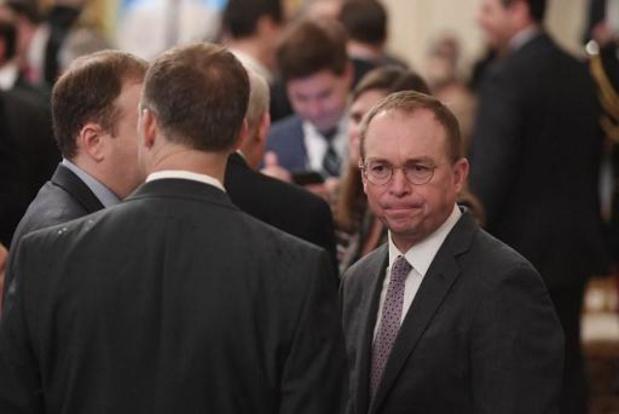 Voormalige stafchef van Witte Huis neemt ontslag na belegering Capitool