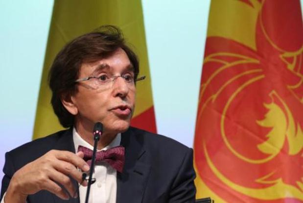 Waals regeerakkoord - Elio Di Rupo wordt Waals minister-president