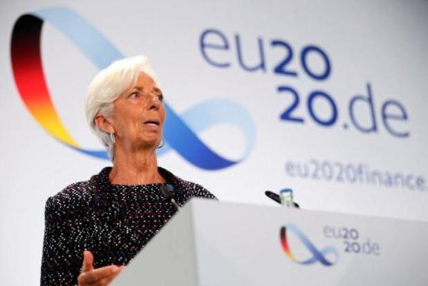 ECB bundelt interne krachten in strijd tegen klimaatverandering