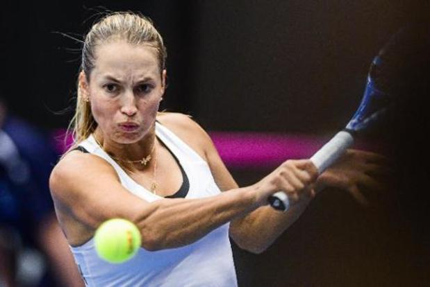US Open - Yulia Putintseva écarte Petra Martic et se hisse en quarts de finale