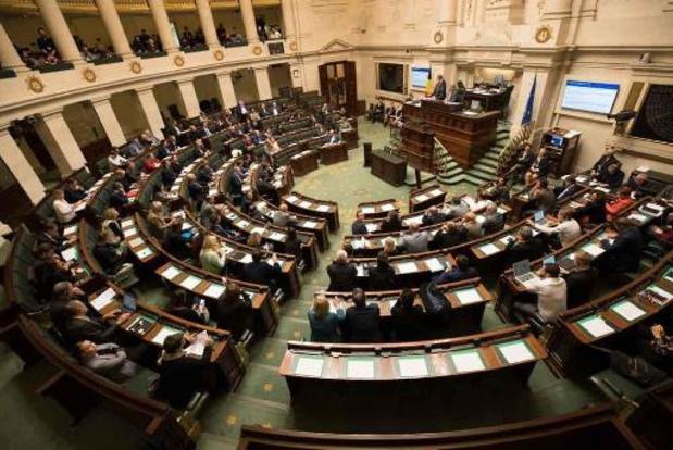 L'arrestation immédiate en cas de risque de récidive approuvée en plénière de la Chambre