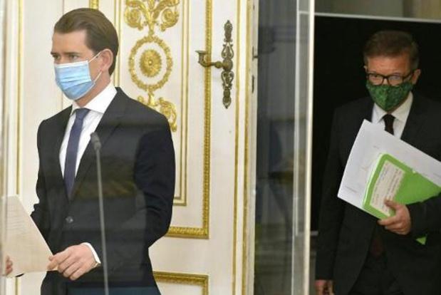 Coronavirus: l'Autriche prévoit de vacciner dès janvier