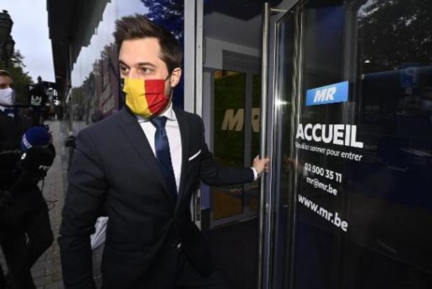 Georges-Louis Bouchez is opvallende deelnemer aan VW Fun Cup