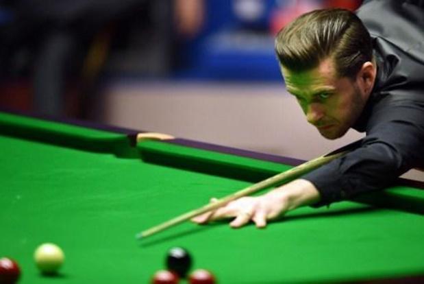 Mark Selby houdt Ronnie O'Sullivan uit halve finales
