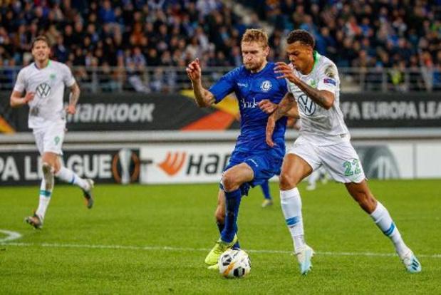 Lukas Nmecha renforce l'attaque du RSC Anderlecht