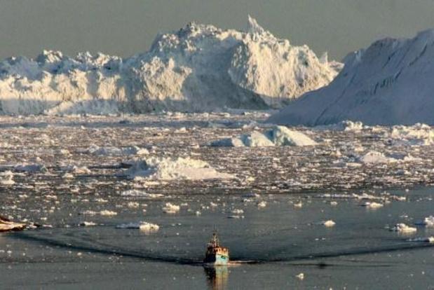 Au Groenland, le principal glacier de l'Arctique se fracture sous l'effet de la chaleur