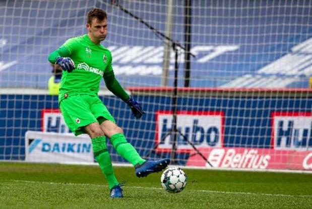 Ortwin de Wolf signe pour trois ans à l'Antwerp