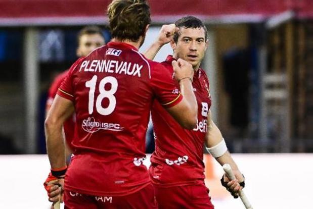 Hockey Pro League - Red Lions winnen ook tweede keer van Groot-Brittannië