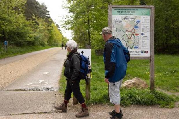 Zoekactie naar gewapende militair - Nationaal Park Hoge Kempen afgesloten