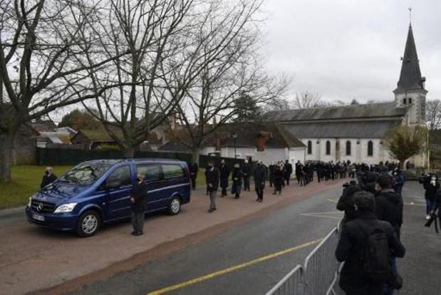 Franse oud-president Giscard d'Estaing begraven in besloten kring