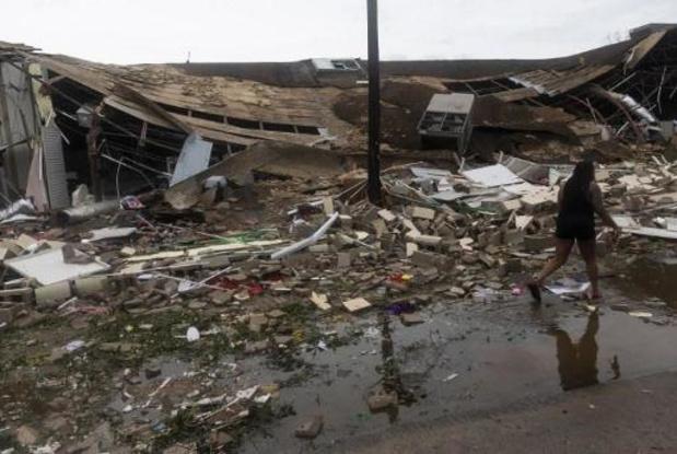 Orkaan Laura: meisje omgekomen en enorme schade in Louisiana