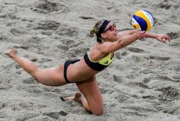 World Tour beachvolley - Speelsters mogen dan toch in bikini spelen in Qatar