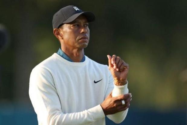 Tiger Woods aan benen geopereerd na zwaar auto-ongeval