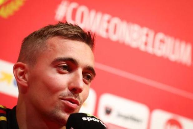 """Belgen in het buitenland - Castagne wil indruk maken in Leicester: """"Premier League is sterkste competitie ter wereld"""""""