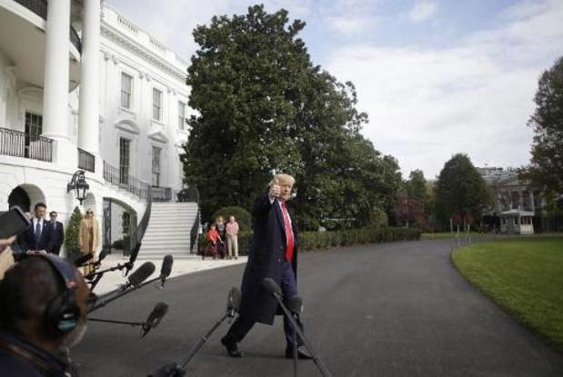 "Trump kent Sondland ""niet goed"""