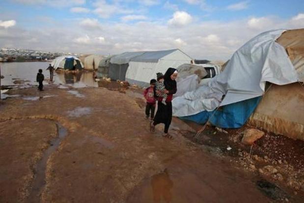 Slechts fractie van alle vluchtelingen vond in 2020 nieuwe thuis