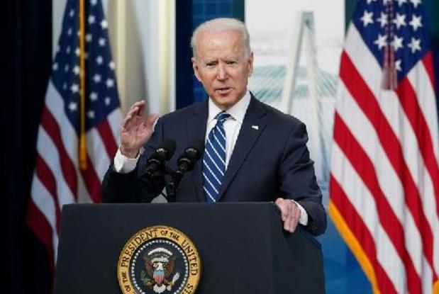 Afghanistan: le retrait américain ne sera pas conclu dans les prochains jours, selon Biden