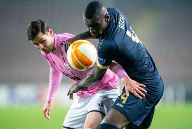 Europa League : Abdoulaye Seck (Antwerp) dans l'équipe de la semaine