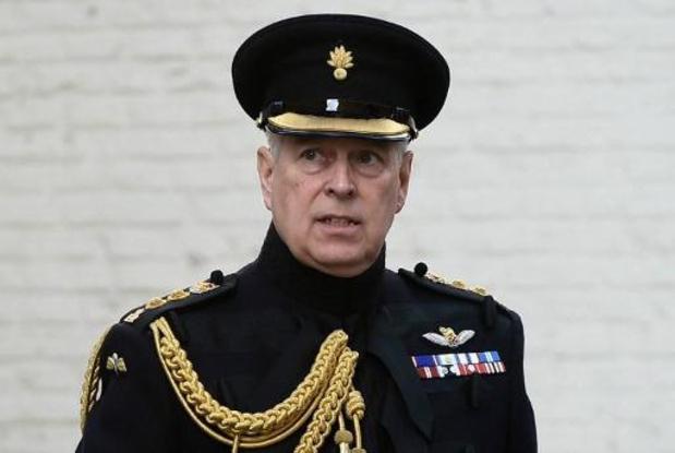 """Les appels à coopérer laissent le prince Andrew """"perplexe"""""""