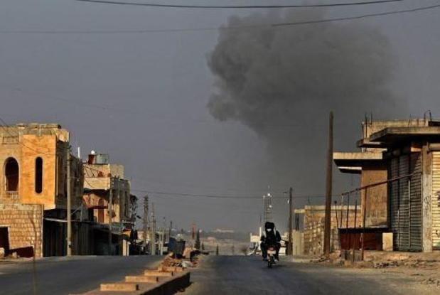 Zeventigtal strijders gedood bij geweld in Idlib