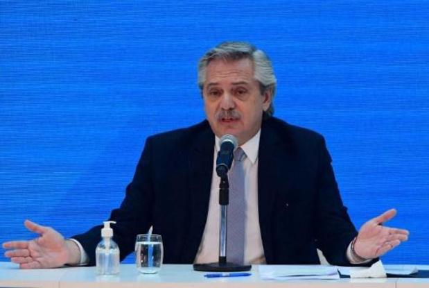 Argentinië heeft akkoord over schuldherschikking